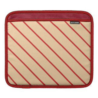 Candy Stripes Sleeve For iPads