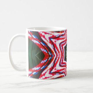 Candy Strobe Coffee Mug