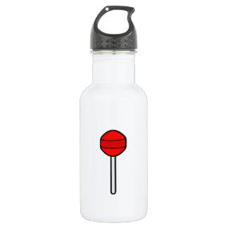 Candy Sucker Stainless Steel Water Bottle