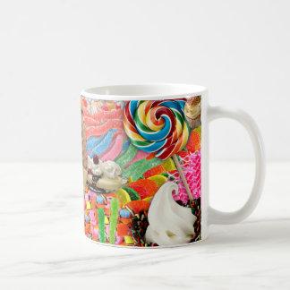 Candy Super Sweet Ice Cream Funny Coffee Mug