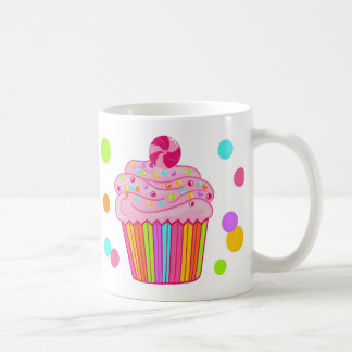 Candy Surprise Cupcake Coffee Mug