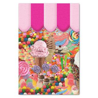 Candy Sweet Sixteen Ice Cream Tissue Paper