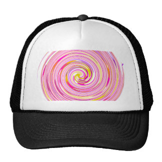 Candy Sweet Swirl Trucker Hat
