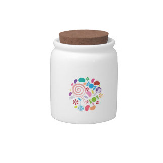 Candy Sweets Candy Jars