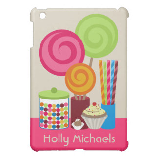 Candy & Sweets  Case For The iPad Mini