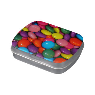 Candy Sweets Dessert Peace Love Party Destiny Jelly Belly Candy Tin