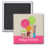 Candy & Sweets Kitchen Magnet