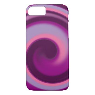 kellygalloway Candy Swirl Phone Case