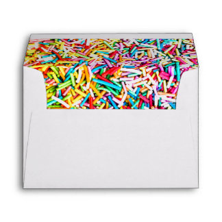 Candy Theme ENVELOPE Sprinkles