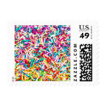 Candy Theme Party Stamp Sprinkles