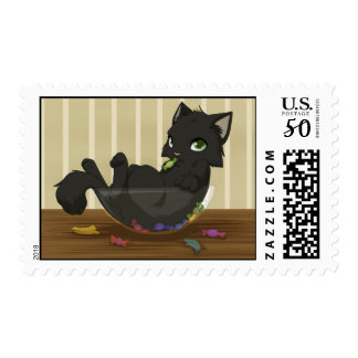 Candy Thief Postage