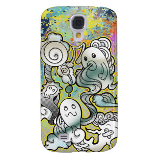 Candy Time Samsung Galaxy S4 Cover