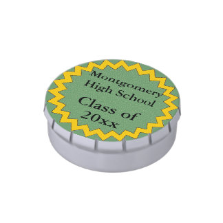 Candy Tin - Class Recognition