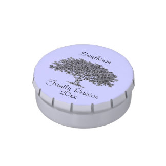 Candy Tin - Family Reunion Favor
