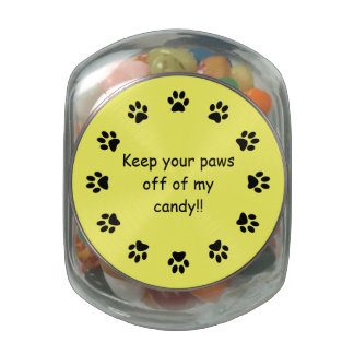 Candy Tin - Keep Your Paws Off