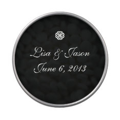 Candy Tin Wedding Favor at Zazzle