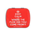 [Crown] keep calm and where the fuck did you come from?!  Candy Tins