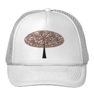 Candy Tree Trucker Hats