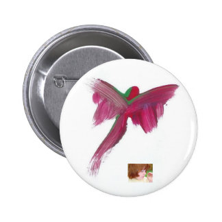 Candy Waters Autism Artist 2 Inch Round Button