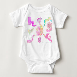 Candy Waters Autism Artist Baby Bodysuit
