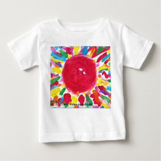 Candy Waters Autism Artist Baby T-Shirt