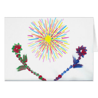Candy Waters Autism Artist Greeting Cards