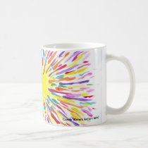 Candy Waters Autism Artist Coffee Mug