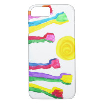Candy Waters Autism Artist iPhone 7 Case