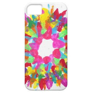 Candy Waters Autism Artist iPhone SE/5/5s Case