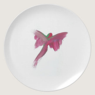 Candy Waters Autism Artist Plate