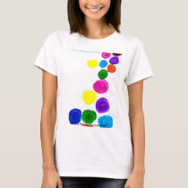 Candy Waters Autism Artist T-Shirt