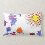 Candy Waters Autism Artist Throw Pillow