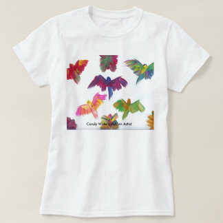 Candy Waters Autism Artist Tshirts