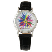 Candy Waters Autism Artist Wrist Watch