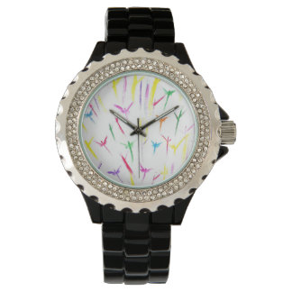 Candy Waters Autism Artist Wristwatch