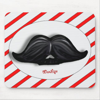 Candy Wax Mustache Mouse Pad WM-1 MP Mouse Pads