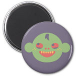 Candy Zombies magnet - Punmaster