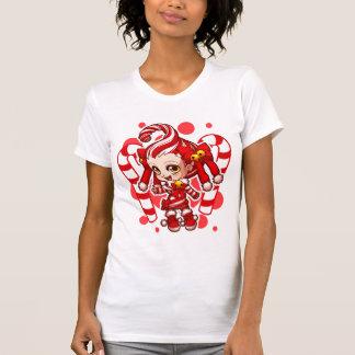 Candycane-chan Light Shirt