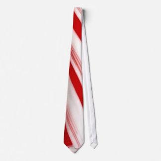 Candycane  Tie-up Neck Tie