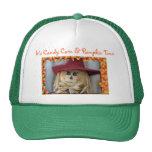 CandyCorn& Scarecrow Cap-customize Trucker Hat