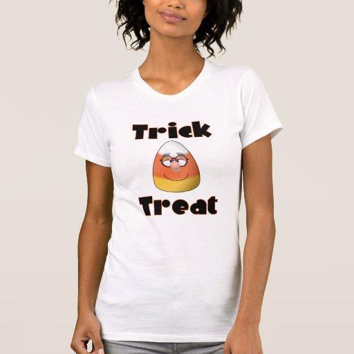 candycorntricktreat t-shirt