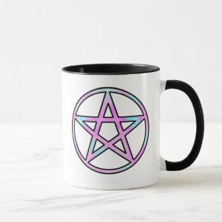 Candygram Pastel Pentagram Mug