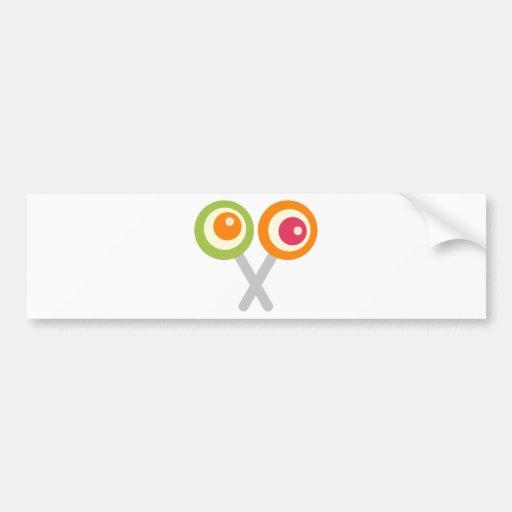 CandyHouseP5 Bumper Sticker