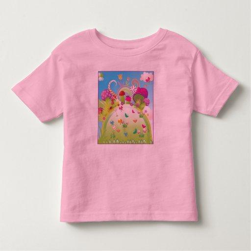 Candyland Camisetas