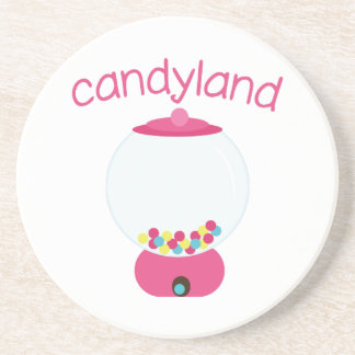 Candyland Drink Coasters