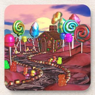 Candyland Beverage Coaster