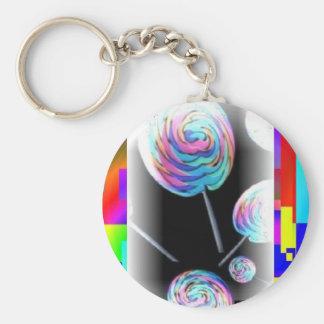 Candyland Keychain