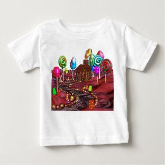 Candyland Playera De Bebé