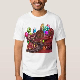 Candyland Playeras