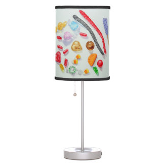 Candyland Table Lamps